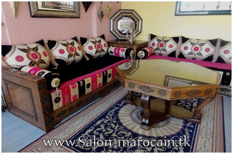 organisation décoration salon marocain 2014