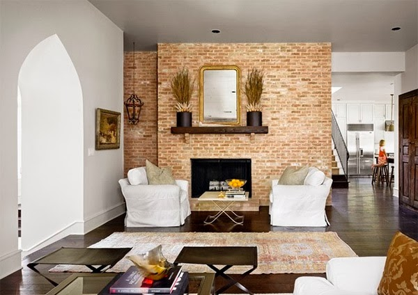 D coration salon mur for Belle deco salon
