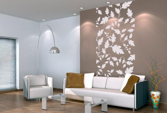 dcoration salon papier peint - Papier Peint Pour Salon