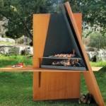 deco jardin barbecue