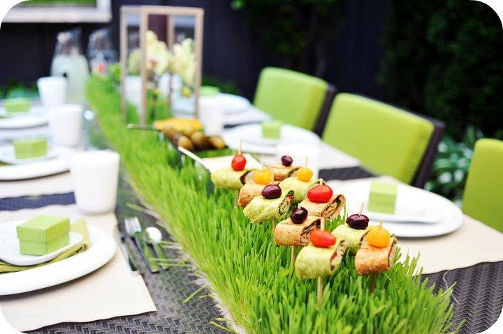 Deco table theme barbecue - Decoration de la table ...