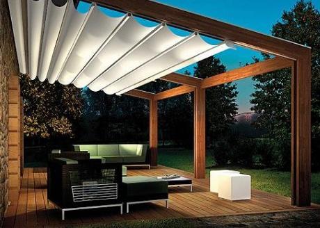 Deco tonnelle jardin for Decoration de terrasse et jardin