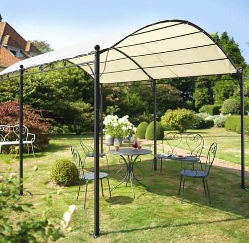 Deco tonnelle jardin for Photo decoration jardin