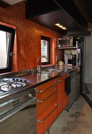 Decoration cuisine appartement for Modele deco appartement