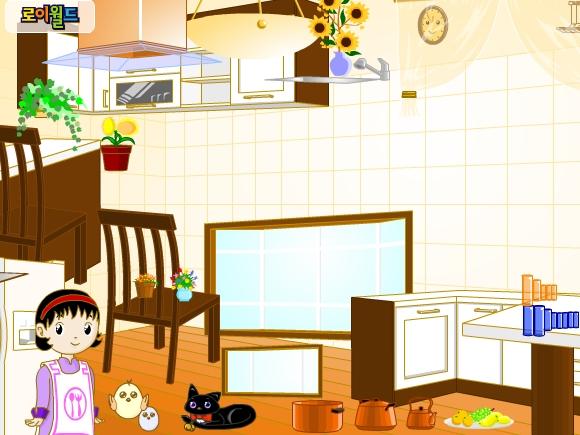 Decoration cuisine jeu - Jeu de decoration de maison ...