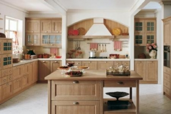decoration cuisine normande