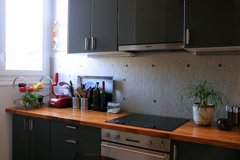 photo decoration cuisine petite surface - Cuisine Petite Surface