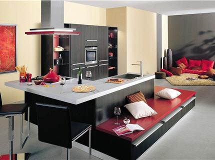 decoration cuisine tendance. Black Bedroom Furniture Sets. Home Design Ideas