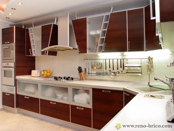 deco cuisine moderne youtube. stylish cuisine moderne blanc 6 ... - Les Decoration De Cuisine
