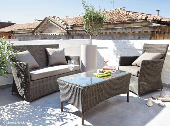 Stunning Decoration Pour Salon De Jardin Images - Design Trends ...
