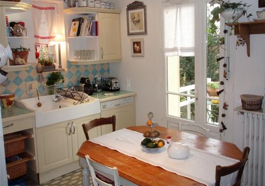 Decoration pour une cuisine for Decoration cuisine photos