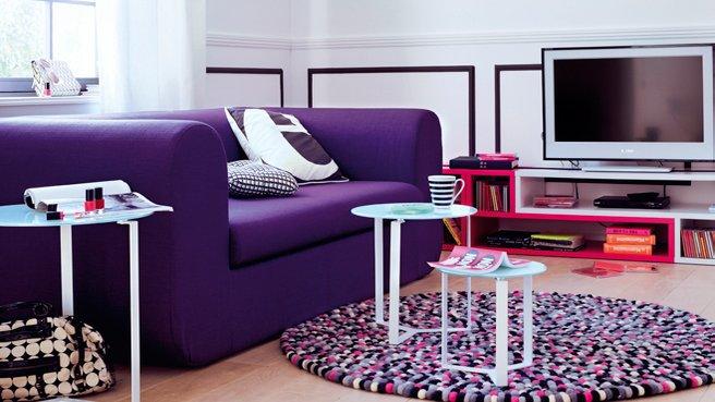Decoration salon en u for Belle deco salon