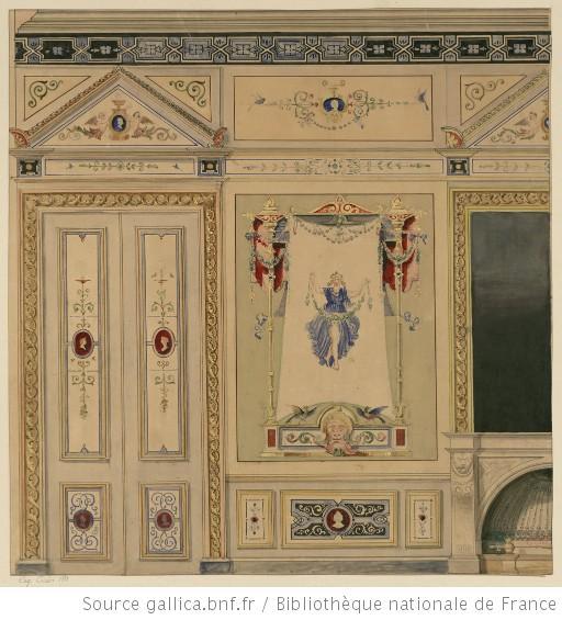 decoration salon francais