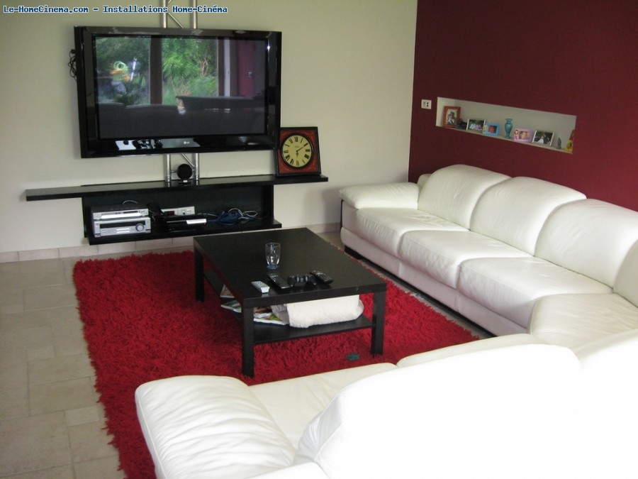 Salon Avec Home Cinema
