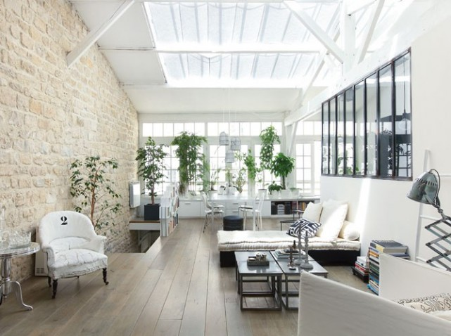 Id e d co salon usine for Usine deco jardin