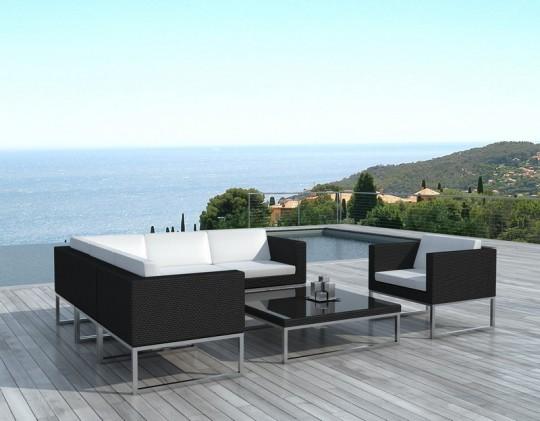 Emejing Salon De Jardin Design De Luxe Contemporary ...