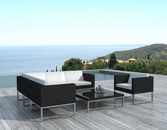 Awesome Salon De Jardin Design Luxe Images - House Design ...