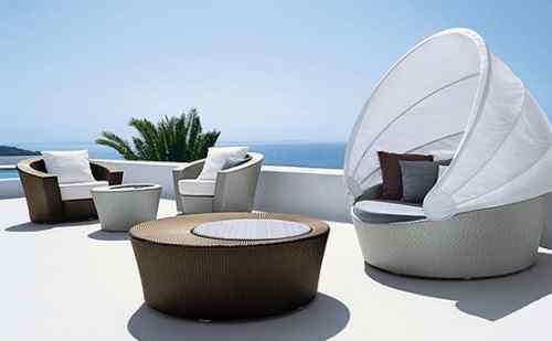 Beautiful Salon De Jardin Design Nova Images - Amazing House ...