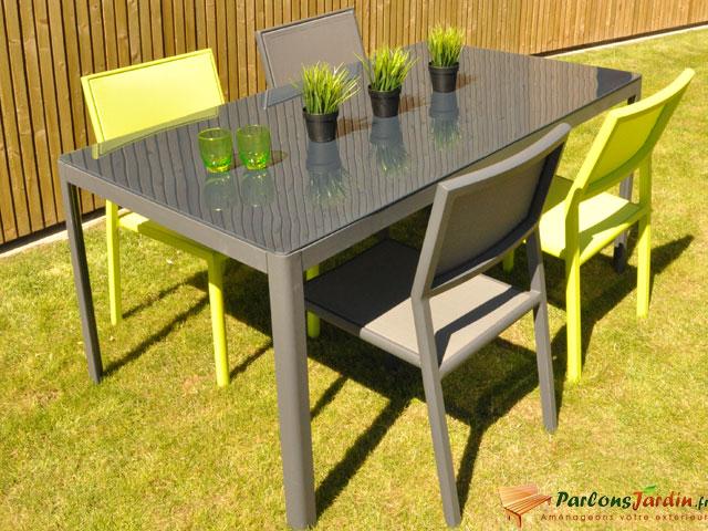 Salon De Jardin Vert V Rias Id Ias De Design Atraente Para A Sua Casa