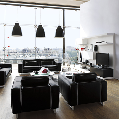 D co ambiance loft new yorkais - Loft new yorkais ...