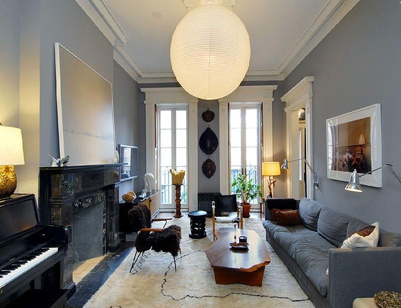 d co appartement ancien. Black Bedroom Furniture Sets. Home Design Ideas