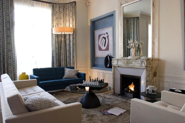 d co appartement annee 50. Black Bedroom Furniture Sets. Home Design Ideas