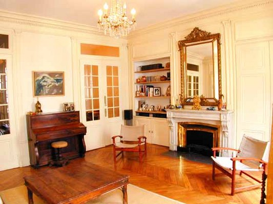 amenagement appartement bourgeois