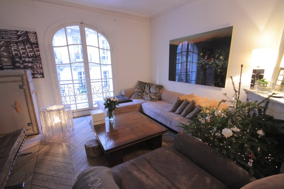 D co appartement paris for Belle decoration d interieur