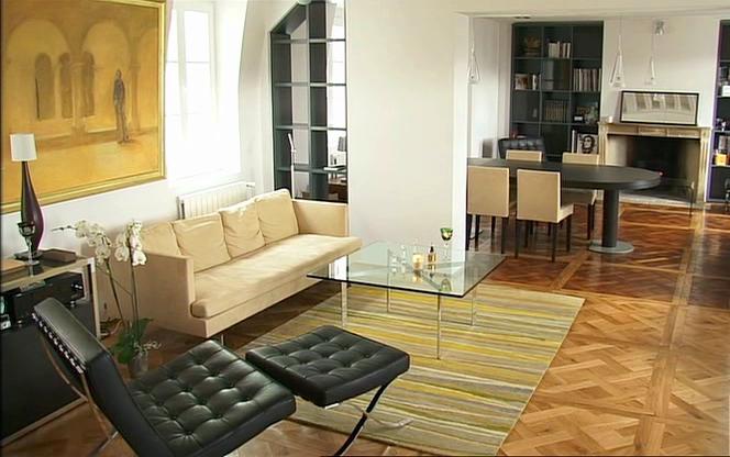 D co appartement paris for Exemple deco appartement
