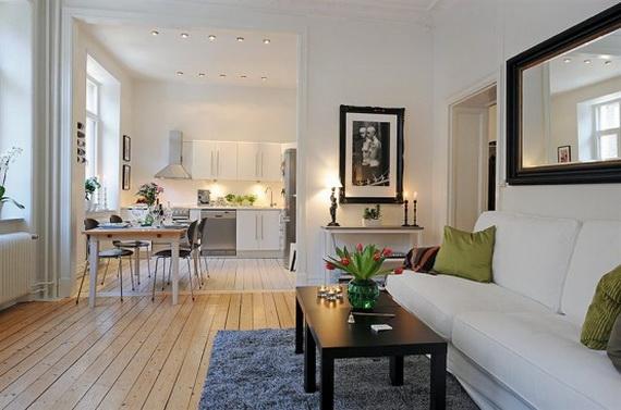 aménagement déco appartement petit espace