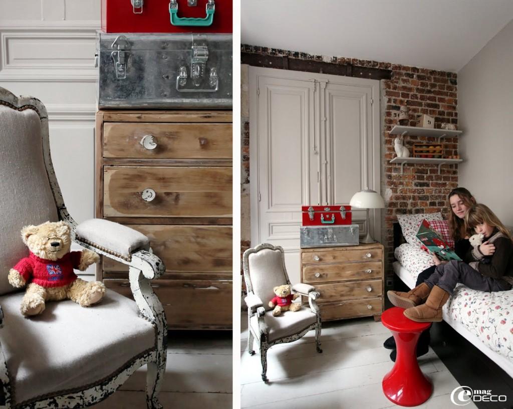 d co chambre garcon loft. Black Bedroom Furniture Sets. Home Design Ideas