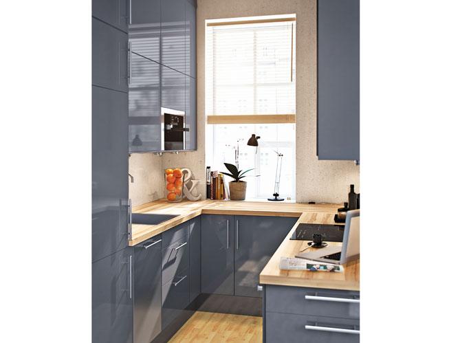 d co cuisine en u. Black Bedroom Furniture Sets. Home Design Ideas