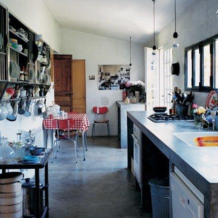 D co cuisine longueur for Deco de cuisine en longueur