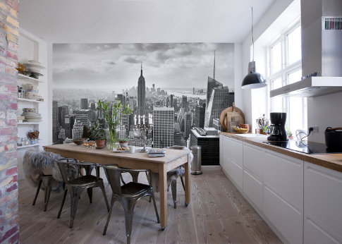 Chambre Style Loft New Yorkais Trendy Amazing Chambre With Salle De