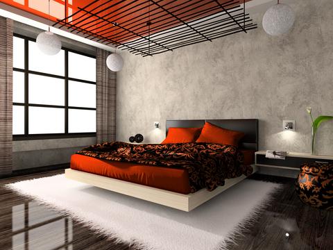 d co japonaise appartement. Black Bedroom Furniture Sets. Home Design Ideas