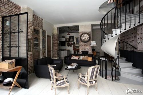 d co loft atelier. Black Bedroom Furniture Sets. Home Design Ideas