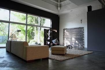 D co loft idee for Modele maison loft