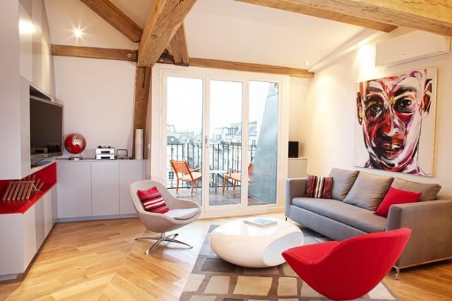 d co loft petit espace. Black Bedroom Furniture Sets. Home Design Ideas