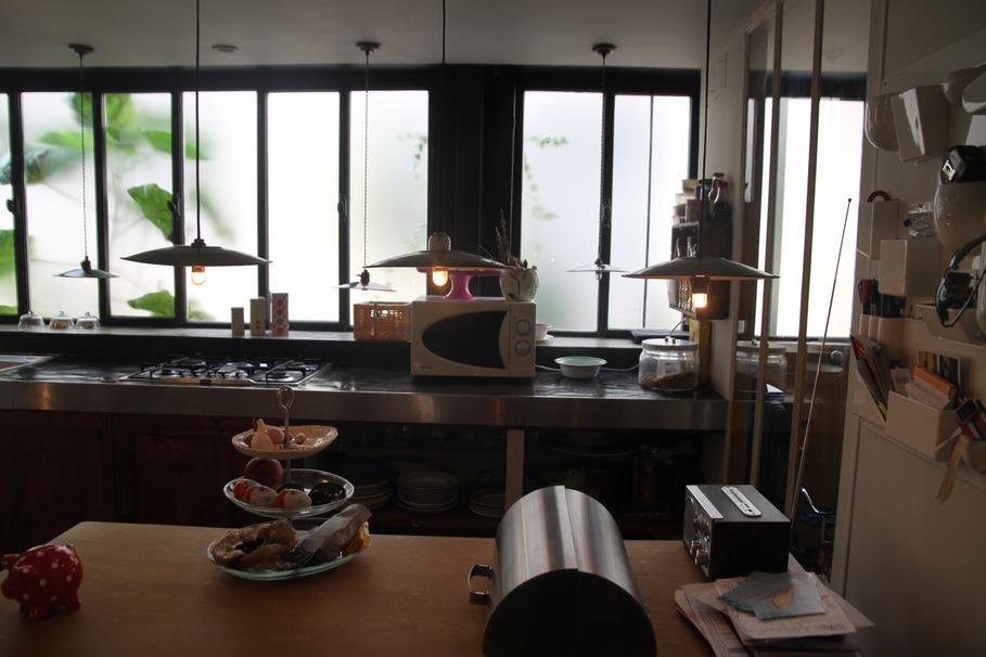 Loft Industriel Cuisine. Finest Visite Priv E Un Grand Appartement ...