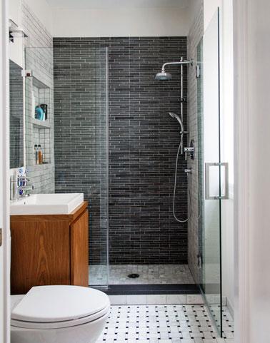 D co salle de bain avec douche for Univers salle de bain