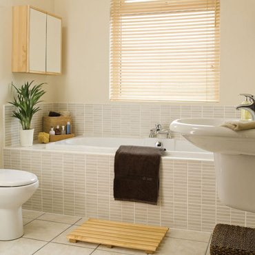 D co salle de bain blanche for Idee deco salle de bain blanche
