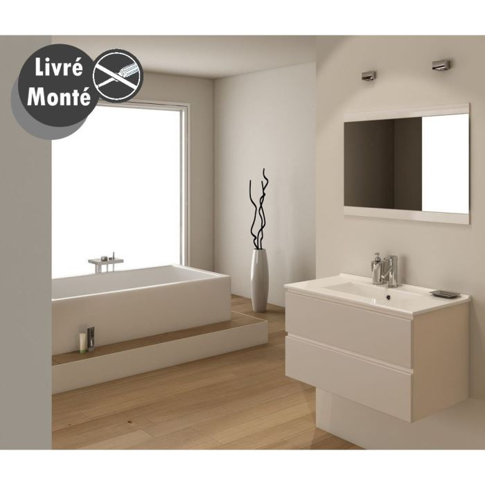 d co salle de bain couleur taupe. Black Bedroom Furniture Sets. Home Design Ideas