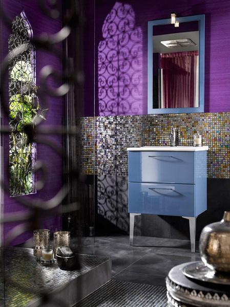 d co salle de bain hammam. Black Bedroom Furniture Sets. Home Design Ideas