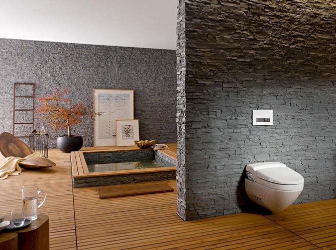 déco salle de bain japonaise