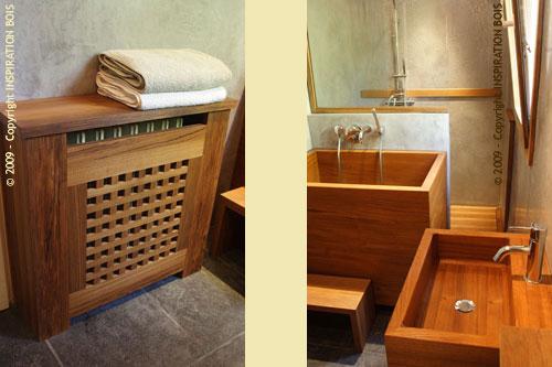 photo dco salle de bain japonaise - Salle De Bain Japonaise