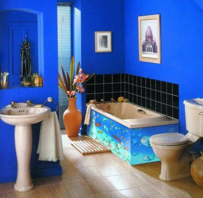 déco salle de bain la mer