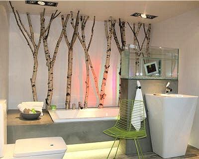 D co salle de bain naturelle - Decoration naturelle maison ...