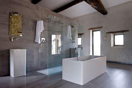 modèle déco salle de bain ouverte - Salle De Bain Ouverte