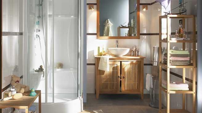 D co salle de bain style bord de mer - Decoration style bord de mer ...