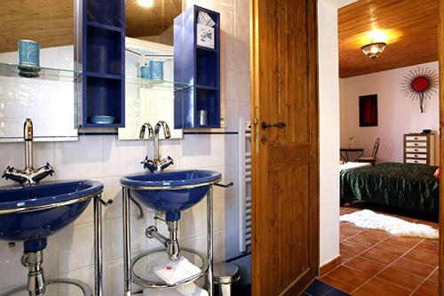 Salle de bain theme mer fabrication salle de bains for Deco salle de bain theme mer
